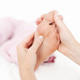 Reflexology for Cancer